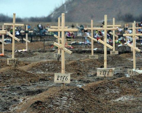 """Бойовики """"ДНР-ЛНР"""" понесли величезні втрати: скільки їх загинуло за місяць"""