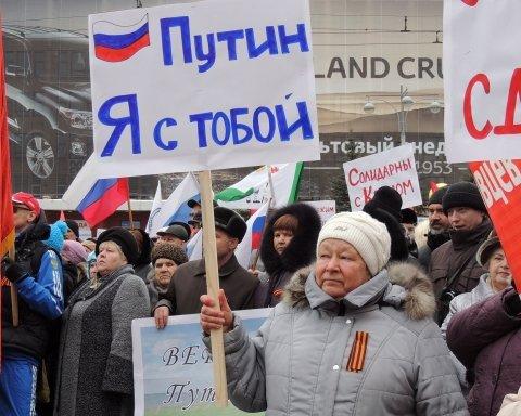 Путин потерял своего верного поклонника: интересное видео из России