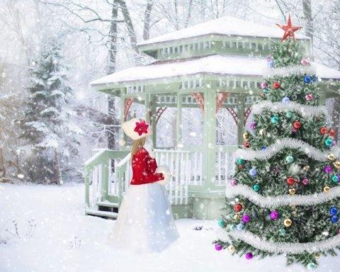 Серйозний мороз і не тільки: синоптик дала прогноз погоди на Різдво