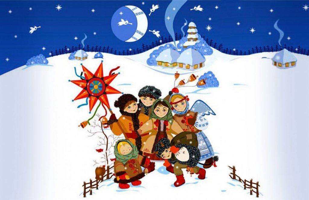 С Рождеством Христовым: красивые поздравления и открытки