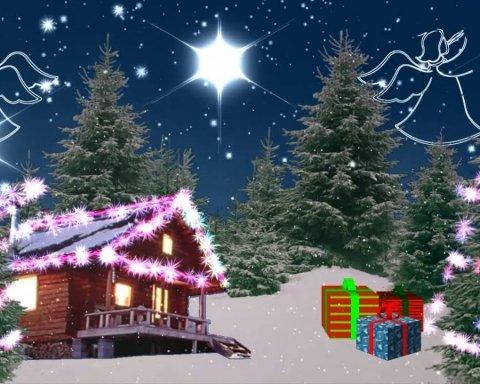 Короткі привітання з Різдвом і красиві різдвяні листівки