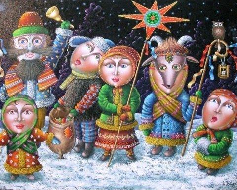 Щедривки на Старый Новый год и красивые стихосложения