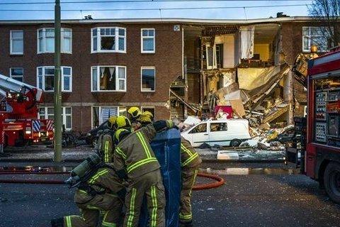Взрыв в Гааге: появились данные о пострадавших и новое видео