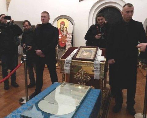 Томос для України: з'явилися нові фото з Софії Київської