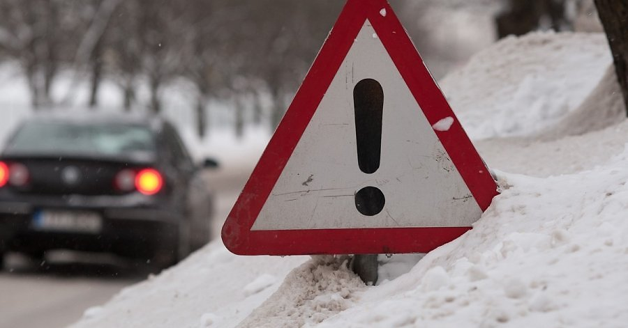 Сніг та інші небезпечні речі: синоптики назвали регіони з найгіршою погодою