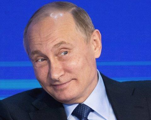 Путін з усмішкою розповів, як буде стріляти ядерними ракетами: опубліковано відео