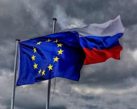 Санкції проти Росії: Україна та ще три країни підтримали Євросоюз