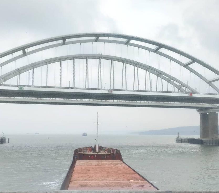 Осталось недолго: с Крымским мостом серьезные проблемы, появились фото