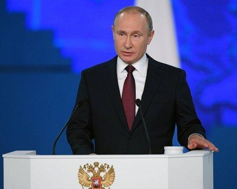 Військові погрози Путіна висміяли влучною карикатурою: мережа сміється