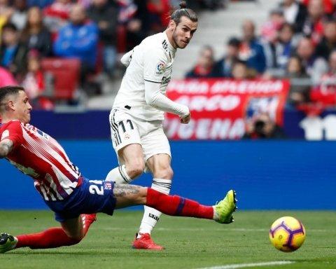 Реал уверенно разобрался с Атлетико и вышел на второе место: видео голов и обзор матча