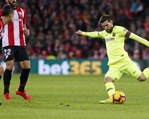 У Барселоны продолжается серия неудач: подробности и видео