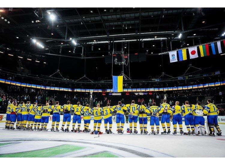Сборная Украины по хоккею впервые с 2017 года сыграет на родине: назван состав команды