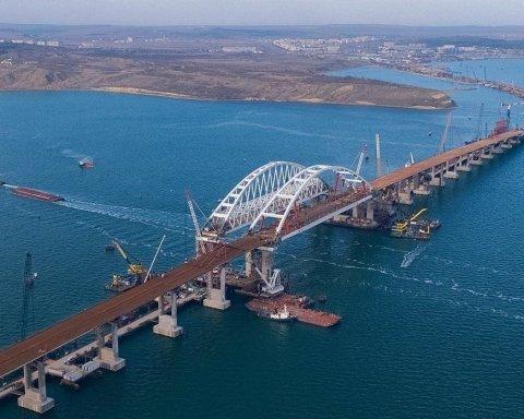 В Украине назвали две причины, почему Крымский мост скоро рухнет