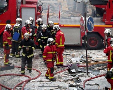 У Франції прогримів потужний вибух: перші подробиці і фото з місця НП