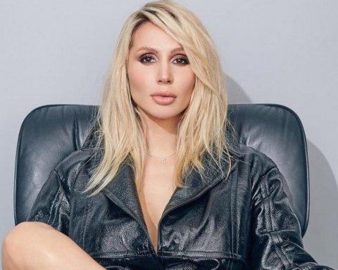 Лобода після концерту у Росії спровокувала мережу відвертим фото