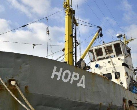 Появились важные подробности об исчезновении капитана крымского судна «Норд»