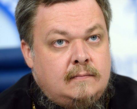 Российский священник размечтался о захвате трех городов Украины