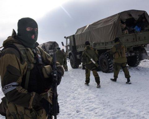 """З'явилося відео із бойовиком """"ЛНР"""", якого українські військові взяли в полон на Донбасі"""