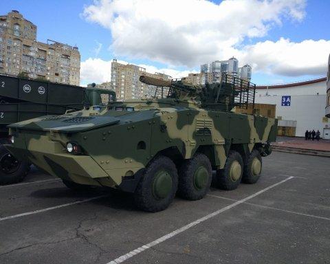 В Україні показали нову потужну зброю: яскраві кадри