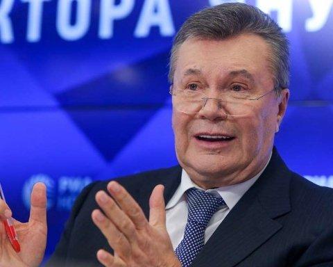 Что говорил Янукович на пресс-конференции: самые громкие цитаты