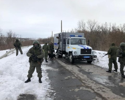 Боевики «ЛНР» передали Украине 33 осужденных: подробности и фото