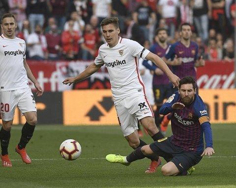 Севилья — Барселона 2:4: хроника матча Примеры, видео голов