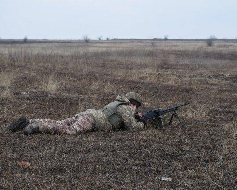 Бійці ЗСУ на Донбасі ліквідували чергового бойовика