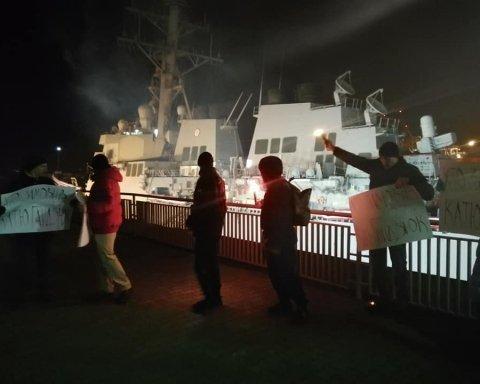 В Одессе задержали участников акции «Кто заказал Гандзюк»: фото, видео и подробности