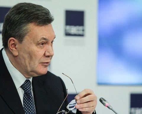 Томос: Янукович назвав гріхом створення ПЦУ