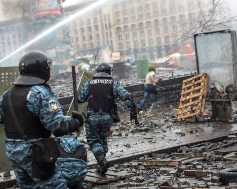 Полковник, который бил украинцев на Майдане, получил высокую должность, разгорелся скандал