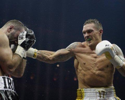 Боксер з Росії, якого переміг Усик, розкрив плани щодо бою з українцем