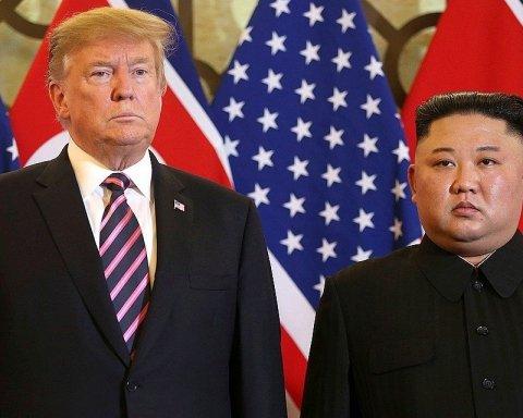 Встреча Трампа и Ким Чен Ына внезапно прервалась: что случилось