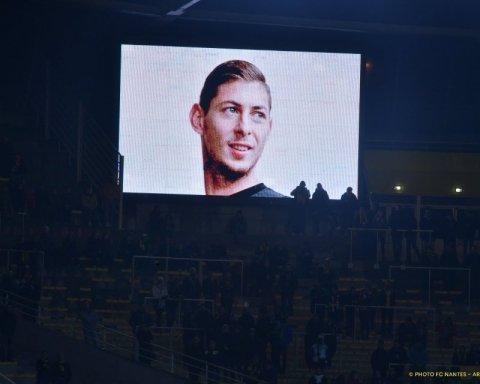 Зникнення літака з футболістом: стали відомі сумні новини