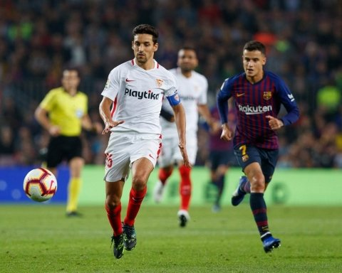 Севилья — Барселона: где смотреть онлайн матч Примеры