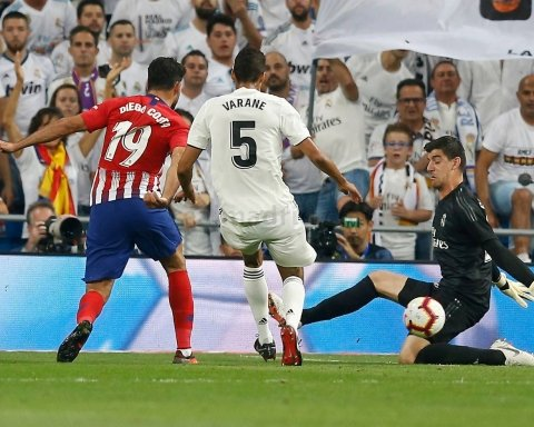 Атлетико — Реал: прогноз букмекеров на матч Примеры