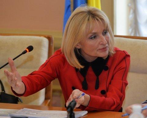 Дружина Луценка вилаялася з трибуни Верховної Ради: все потрапило на відео
