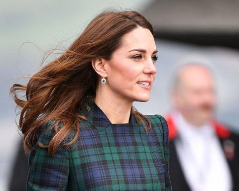 Кейт Міддлтон вразила сукнею нареченої на церемонії BAFTA: з'явилися фото та відео