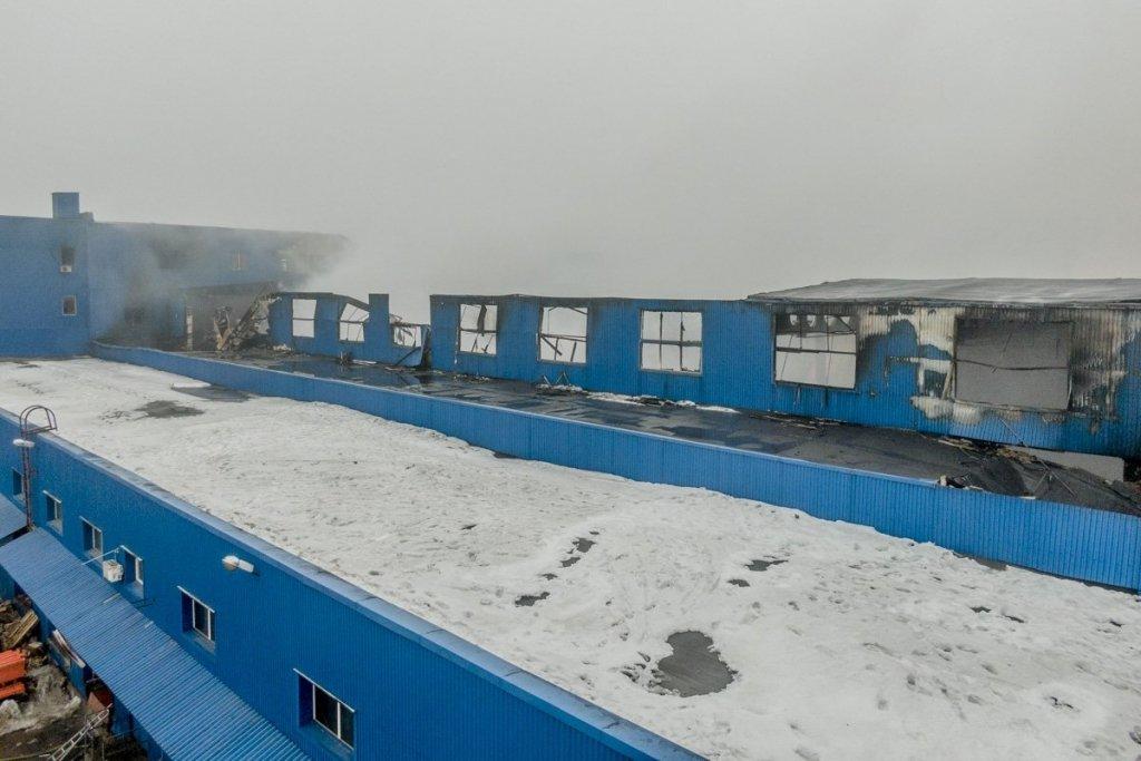 Що залишилось на місці масштабної пожежі у Києві: опубліковано відео з висоти