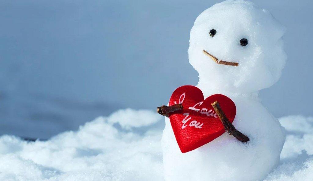 Снег и серьезный мороз: синоптик рассказала, кому не повезет на День святого Валентина