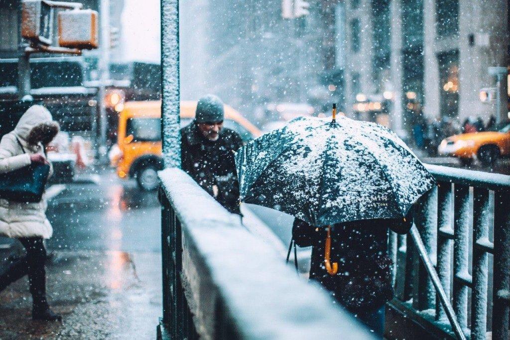 В Украину ворвется похолодание со снегом: прогноз погоды до конца недели