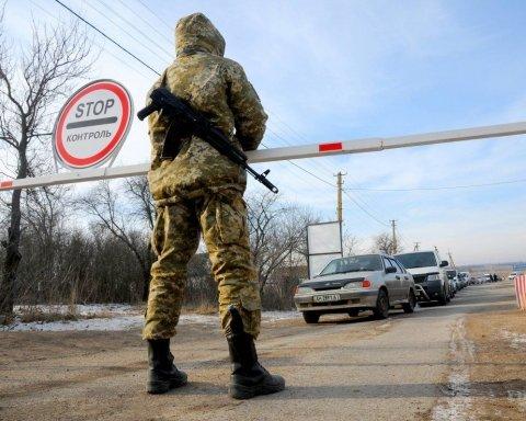 Боевики трижды обстреляли позиции ВСУ на Донбассе из гранатомета