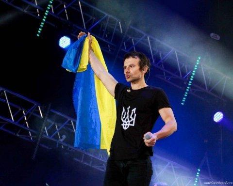 Вакарчук цікаво відповів про друзів з РФ та політику у шоу-бізнесі