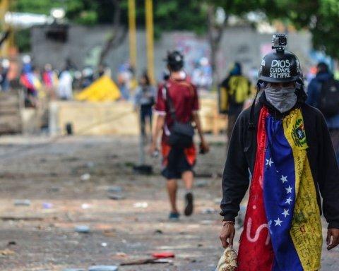 РФ насмешила заявлением об «украинском следе» в перевороте в Венесуэле