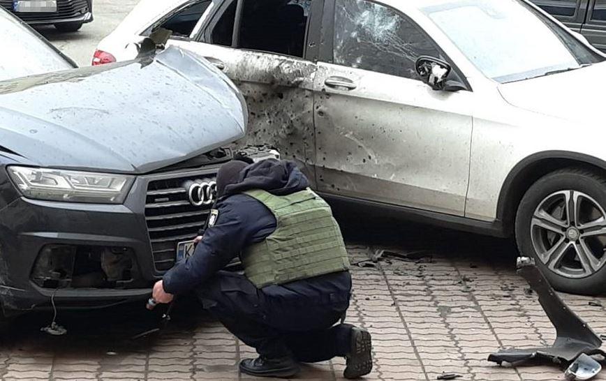 Взрыв в Киеве: появились фото, новые подробности и видео