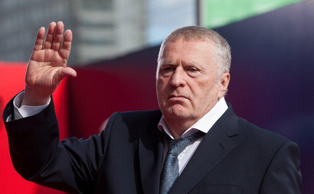 Жириновский оконфузился с Зеленским и пригрозил Украине