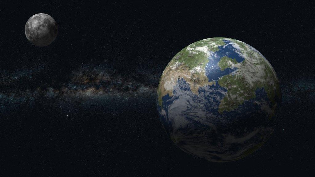 Астрономи отримали перший дивовижний знімок нового супутника Землі