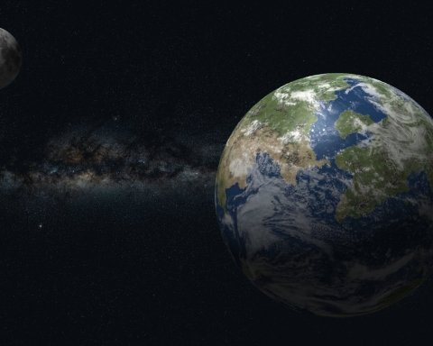 Астрономы получили первый удивительный снимок нового спутника Земли