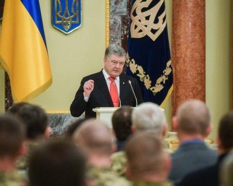 Порошенко виступив із гучною заявою з нагоди 23 лютого