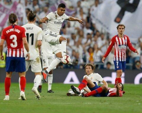 Атлетико — Реал: прогноз букмекеров в день матча Примеры