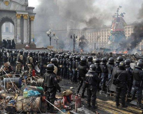 Расстрел Майдана: сеть взволновало архивное видео